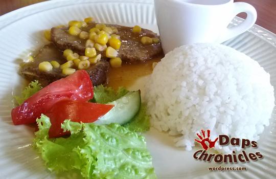 Pork Asado Ala Aning (P130.00 or $3.00)