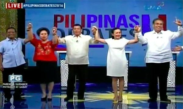 PiliPinas-2016-Debate-Replay-video